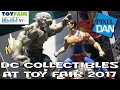 DC Collectibles Product Walkthrough at New York Toy Fair 2017