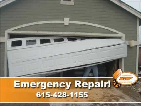 Garage Door Repair In Hendersonville Tn A Tennessee Garage Doors 615 428 1155
