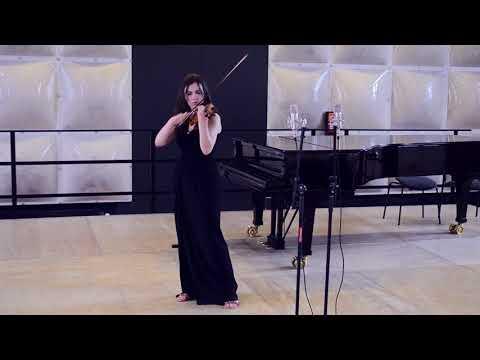 Niccolo Paganini Capriccio N.7 in a moll, Diana Tishchenko