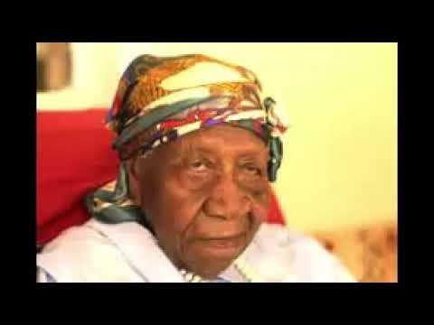 Died at 117 Jamaican supercentenarian Violet Brown