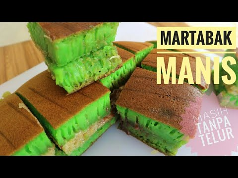 How To Make Sweet Martabak