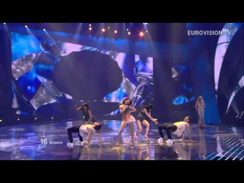 Eleftheria Eleftheriou - Aphrodisiac - Live - Grand Final - 2012 Eurovision Song Contest