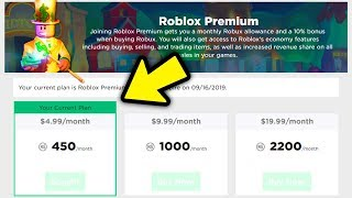 ROBLOX PREMIUM IS HERE! (Everything You Need To Know) RIP Builders Club