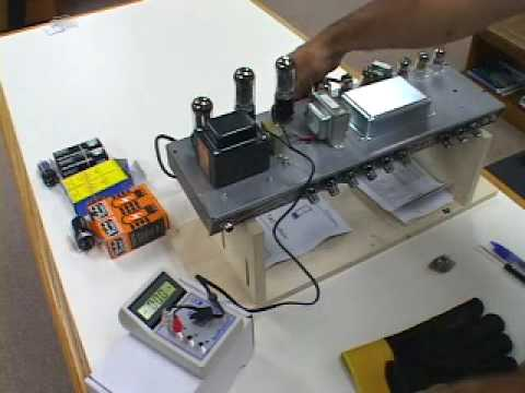 Mojo Techtorials - Replacing and Biasing Amp Tubes
