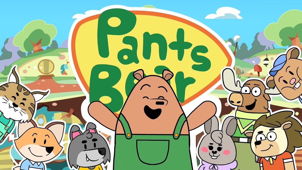 Meet Pants Bear's New Friends
