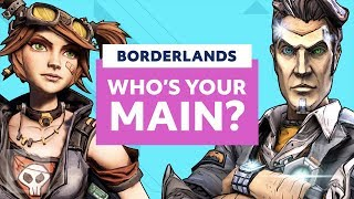 What Your Borderlands Main Says About You! | The Leaderboard