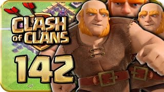 Let's Play CLASH of CLANS 142: Level 4-RIESEN in Aktion!