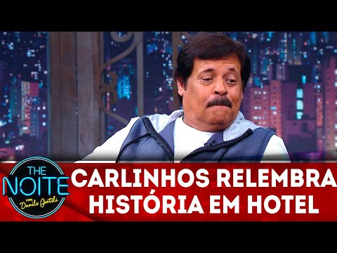 Exclusivo para web: Carlinhos Aguiar engana dono de hotel em SC | The Noite (30/05/18)