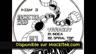 MACKITEK CROP 01 - YARKOUY - Spiral Trip
