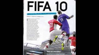 First FIFA 10 screenshots