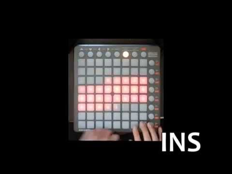 Syn cole - Miami 82 Launchpad cover (Remixes Mashup)
