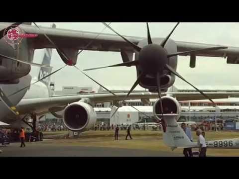 Farnborough Airshow 2014 - Airbus A400M Atlas