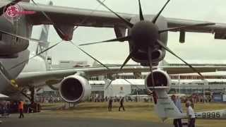 Farnborough Airshow 2014 - Airbus A400M Atlas