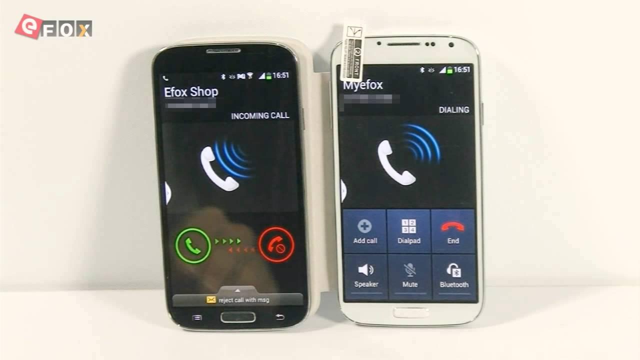 Efox Smart E4 Sumsang Galaxy S4 Clone Review Myefox