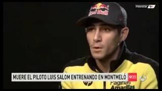 Muere Luis Salom