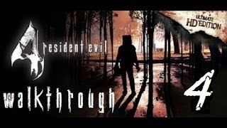 Resident Evil 4 Ultimate HD Edition PC - Walkthrough [Part 4] - Swamped