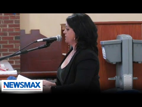 Mom tears apart school board over Critical Race Theory | FULL VIDEO & questions with Tatiana Ibr