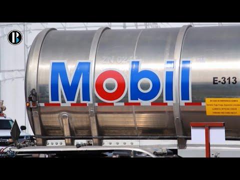Exxon Mobil abre en México gasolinera con combustible importado de EE.UU.