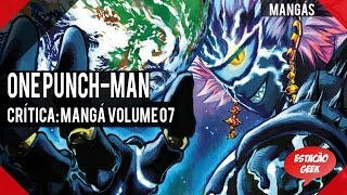 Resenha Crítica- One Punch-Man  (Mangá Volume 7)