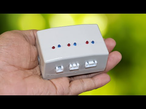 How To Make 1S 2S 3S Lithium Battery Balance Charger