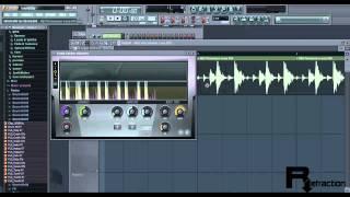 Eliminar ruido audios con Fruity Limiter en Fl Studio