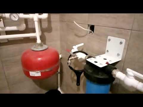 Умягчитель воды для загородного дома- 42000 руб.