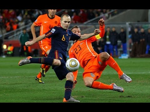 Andres Iniesta ● Spain ● Best Goals & Dribbling Skills Ever || 2015-16 HD