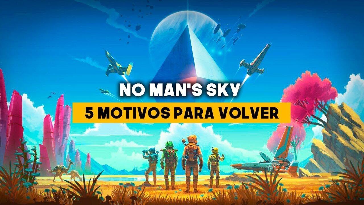 NO MAN'S SKY NEXT: MULTIJUGADOR y 4 MOTIVOS más para VOLVER