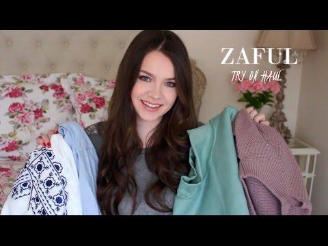 Try On Zaful Haul!