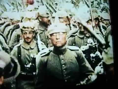 August 1, 1914 The outbreak of WW1 across Europe including volunteers and 1st heroes