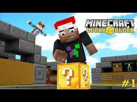 Oops Club Minecraft Lucky Block Challenge - Tập 1: Sự trở lại của Buron cùng Oops Club