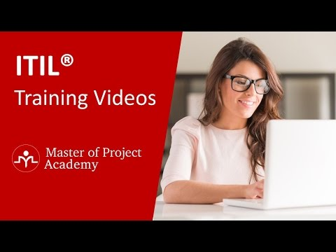 ITIL Certification Training Videos 2018 - ITIL Foundation Basics | Hot on YouTube!