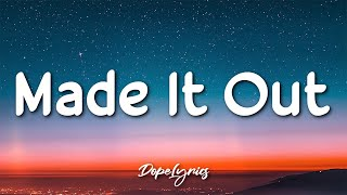 Yurok - Made It Out (Lyrics) 🎵