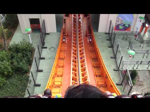 Disneyland Paris  RC Racer  POV