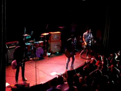 The Cribs - We Were Aborted @ The Bowery Ballroom