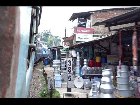 [IRFCA] Train through Market and India