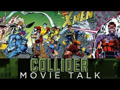 Collider Movie Talk - Next X-Men Movie Set In The 90s, Wonder Woman Wraps Production