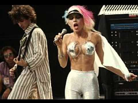 dale bozzio by words (Missing Persons) - YouTube