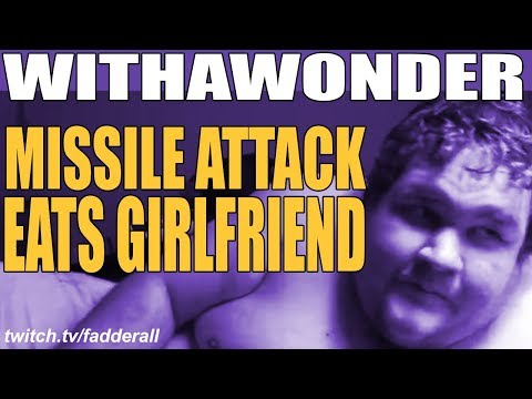 TWITCH STAR WITHAWONDER REACTS TO HAWAII MISSILE ATTACK