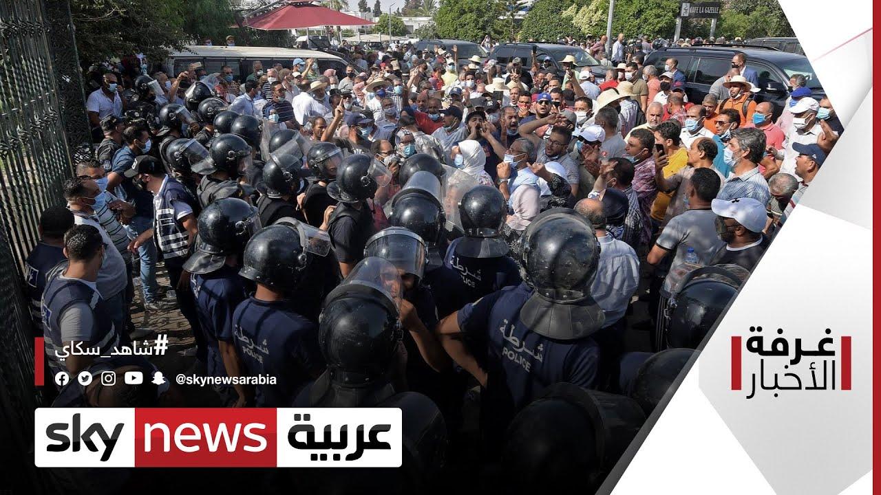 سعّيد: ما حدث تطبيق للدستور وليس انقلابا | #غرفة_الأخبار  - نشر قبل 25 دقيقة