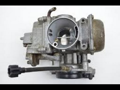 Arctic cat 400 carburetor update - YouTube