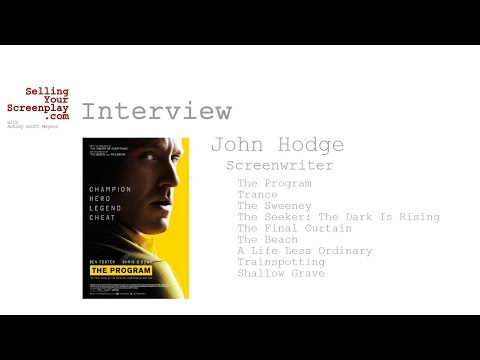 SYS Podcast Episode 119: Screenwriter John Hodge Talks About His New Film, The Program