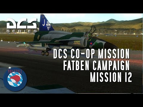 DCS Co-op - Fatben Campaign Mission 12
