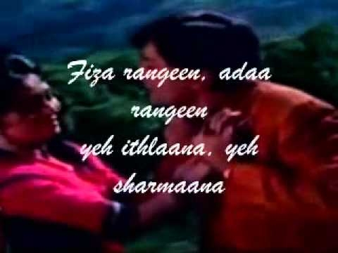 Likhe Jo Khat Tuze Jo Teri Yaad Me Mp3 Mp3 Song Download