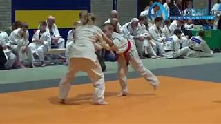 4e Bartje A Judo toernooi Assen 2019