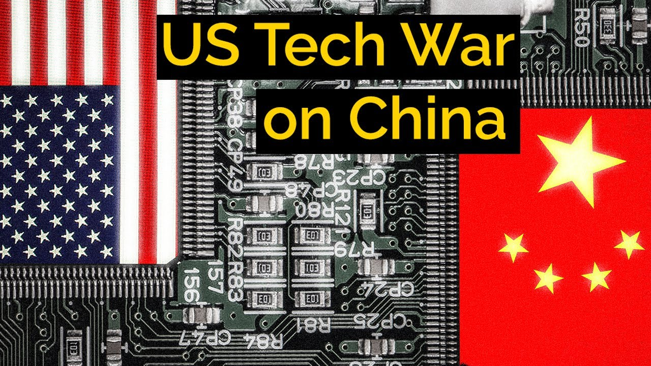 USA versuchen, Chinas technologischen Aufstieg zu verhindern