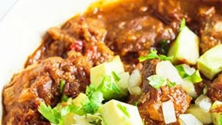 Paleo Diet Recipes - Spicy Texas Slow Cooker Chili Recipe