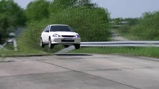 Honda Civic Jump's! VTEC Sound's!