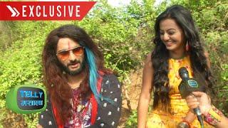 Helly Shah And Varun Kapoor's Off Screen Masti | Swaragini | EXCLUSIVE