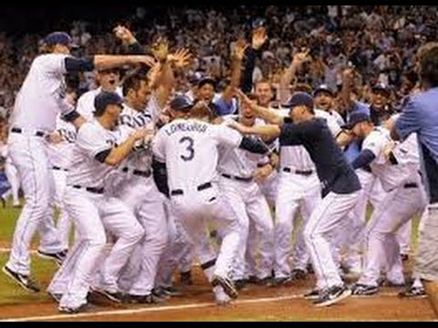 2011 Walk Off Homers HD